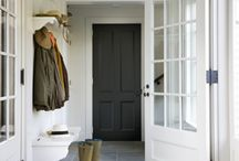 mudroom / by Emily Byrd