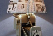 Kreative lamper