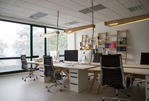 Open Workspace Ideas / Images of open workspaces, design workspaces, general creative options