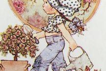 Recuerdos de mi infancia / Sara kay. Cromos y album