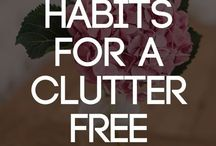 Decluttering & Clutter Free Living