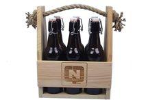 Chodź na piwo - nosidełko na piwa