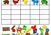 Kindergarten Math: Sorting / This board includes ideas, activities, and resources for teaching kindergarten math with a focus on sorting.