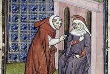 Mnisi klasztory