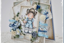CARDS - Magnolia Tilda & Edwin