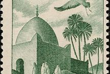 Algerie Cezayir stamp