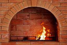 Brique Réfractaire Alimentaire pour four à pain, four à pizza... / Gamme de briques artisanales utilisées dans la construction de fours, barbecues et cheminées.