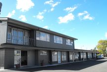 Hawkes Bay Motel / This is a motel I work at.