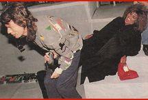 Mick Jagger strange photos