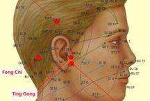 Acupuncture, Reflexology, Trigger points