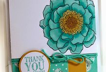 Stampin' Up! - Blended Bloom / by Kim Miller
