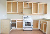 Build a kitchen