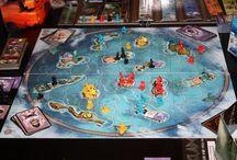 Board Game Setups
