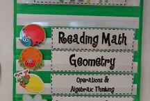 Daily 5 Math / by Melanie Dromarsky