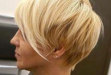 Short Fringe Hairstyles