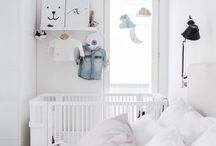 Bedroom + Nursey