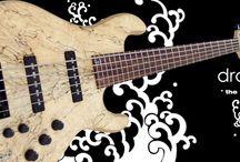 BASSES / dragonfly bassguitars  http://www.harrysjp.com/