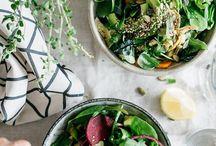 salads / simple salads