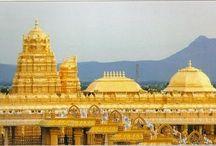 Tempel / Olika slags tempel som vi har stött på på våra resor. För mer bilder se www.denandraresan.com