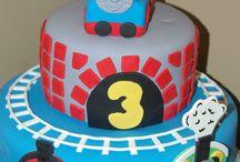 Cake Ideas / by Kim Wells