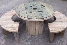 Spool Outdoor tables