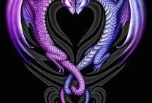 Fantasy (Dragons and fairies)