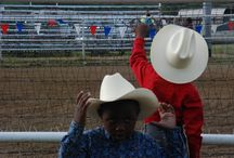 Black Rodeos in Oklahoma / One of the proud traditions of Oklahoma's all-black towns. See much more about these amazing towns at www.struggleandhope.com