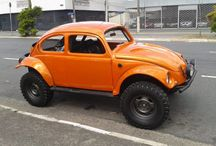 Gentle Beetle / Gentlemen should take a ride on something like this