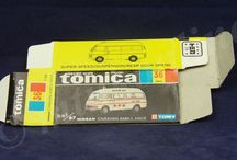 Tomica Box Auctions #2
