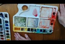 Pintura pinterest