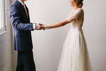 Svatební šaty: Pro švadlenku