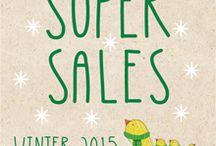 Winter Sales 2015@SunnySide.gr / #Winter #Sales Are On! Βρείτε όλα τα προϊόντα που αγαπάτε σε μοναδικές τιμές  http://goo.gl/glIWwh