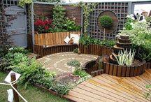 Terraza & Jardín