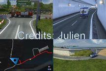 Euro track simulatör