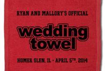 Sports Themed Wedding
