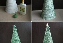 chrismas diy decorations how to make