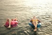 summer bikini's
