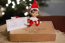 Holidays: Christmas - Elf On The Shelf / by Megan Legear