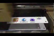 powder coating metal Printing