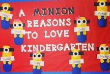 School: Bulletin Board Ideas and Doors / by Lisa Tuttle