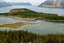 Discover Alaska / it is a state of beautiful cities and its major attractions.