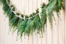 herbal decorations