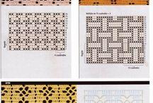 wzory schematy