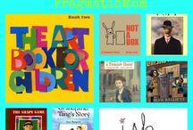 Books & Art / Great books for art education