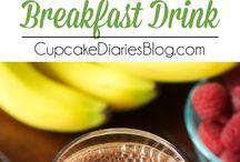 ontbijt drankje