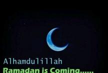 Ramadan / by Samira Amer
