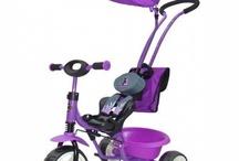 Triciclete / Triciclete pentru Băieţi şi Fete, fie cu motor, cu pedale, etc. - http://www.babyplus.ro/la-plimbare/triciclete/