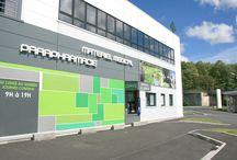 Espace commercial Privilège / Espace commercial Privilège à Périgueux (24). Plus d'infos sur http://www.v2i-conception.com (c) 2012 Groupe Ellipse