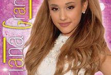 <3 Pósters: Ariana Grande <3 / Esta tablero lo he creado para tener todos los pósters de Ariana Grande :)