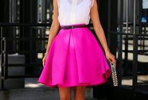Life in color / Буйство красок в одежде